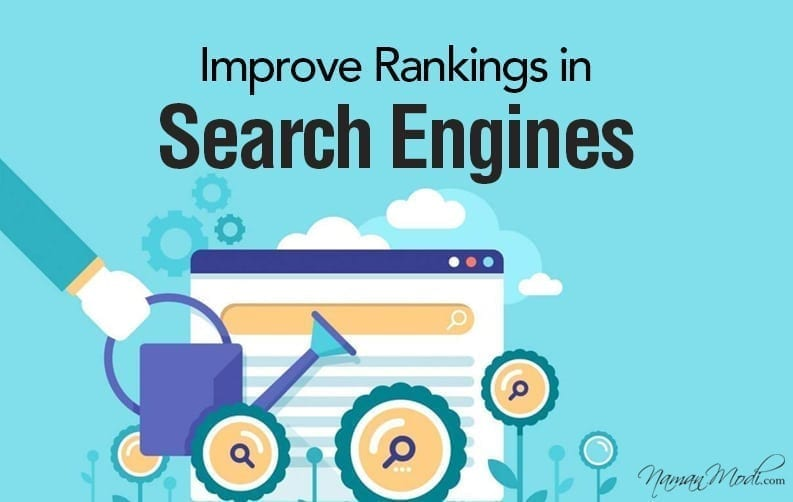 Some Indirect Methods to Improve Rankings in Search Engines