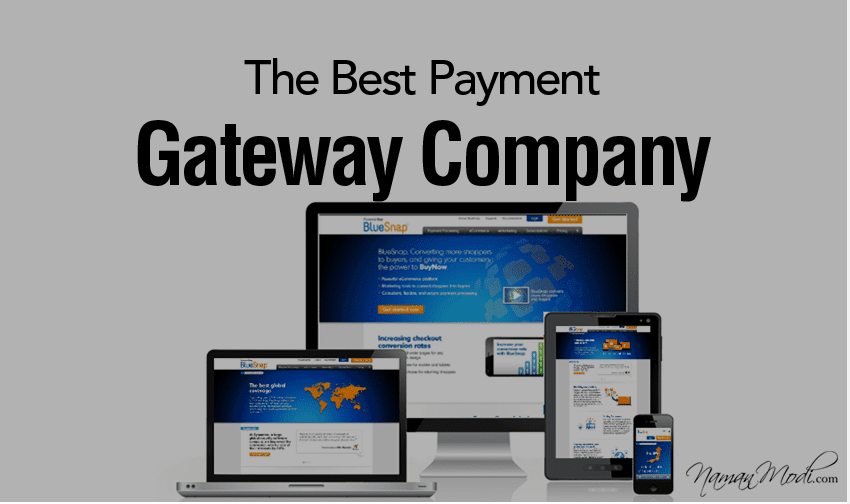 BlueSnap Review: The Best Payment Gateway Company