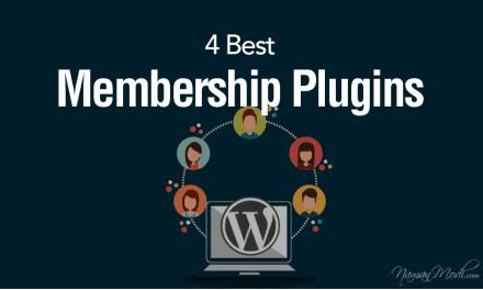 4 Best Membership Plugins