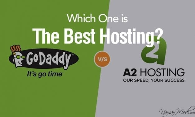 A2 Hosting vs Go Daddy: Which One is The Best Hosting?