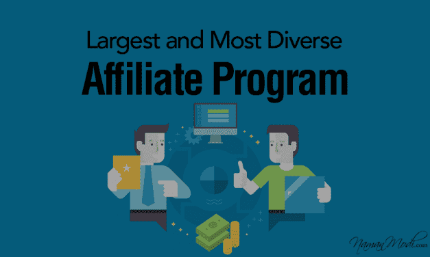 Amazon Associate: One of the Largest and Most Diverse Affiliate Program
