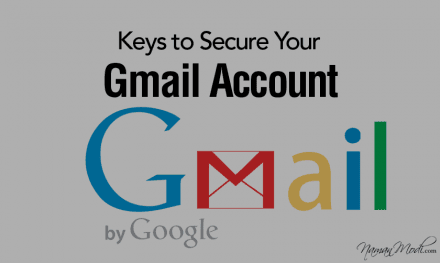 Keys to Secure Your Gmail Account