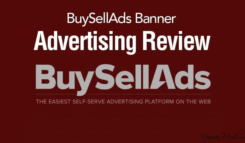 BuySellAds Banner Advertising Review