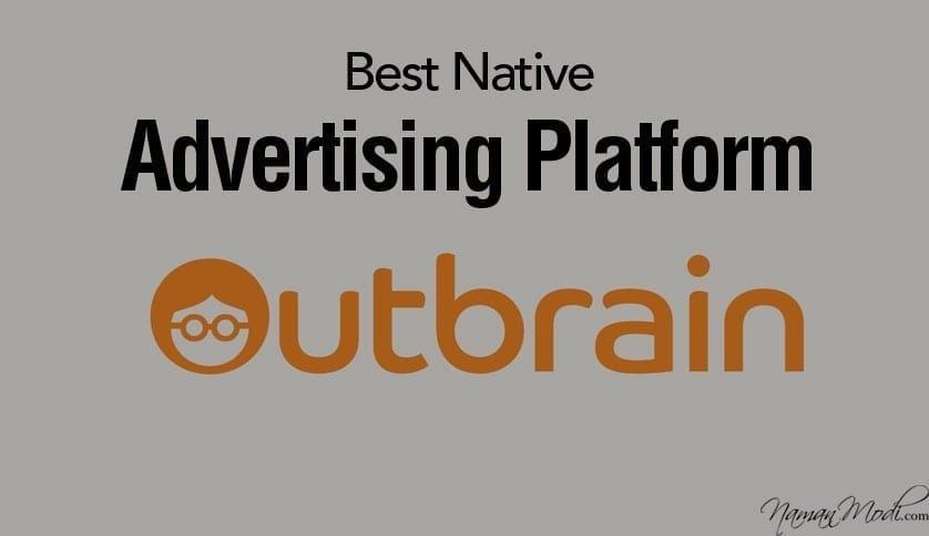 Outbrain Review: Best Native Advertising Platform