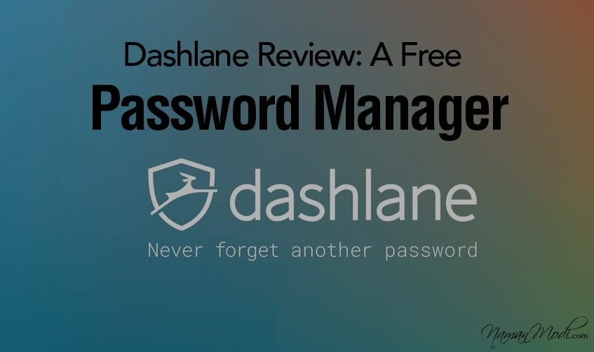 password manager banner