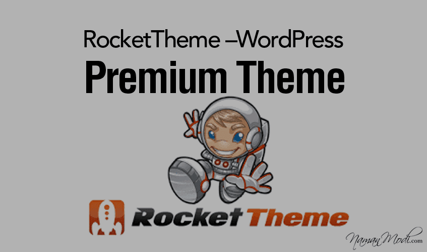 RocketTheme –WordPress Premium Theme