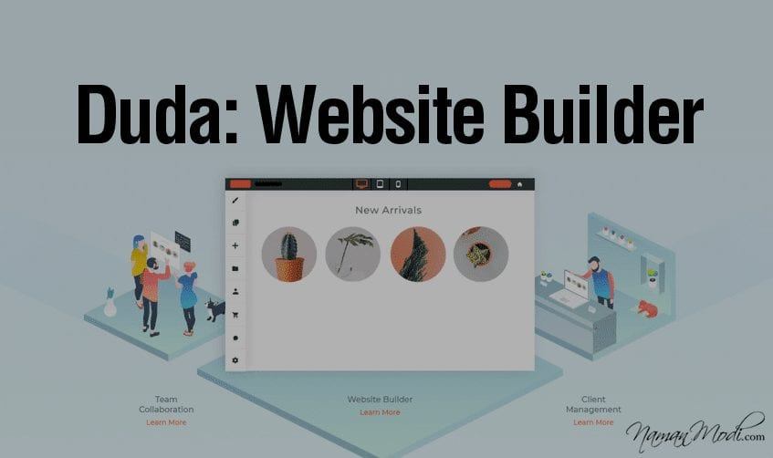 Duda Website Builder Review:  Why Is It The Right Choice?