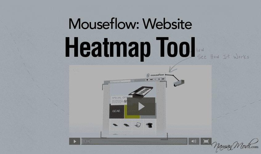 Mouseflow: The Best Website Heatmap Tool
