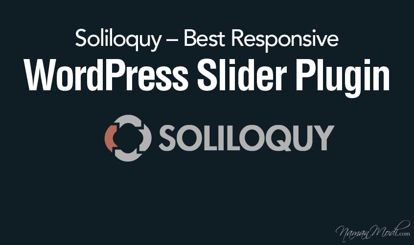 Soliloquy – Best Responsive WordPress Slider Plugin