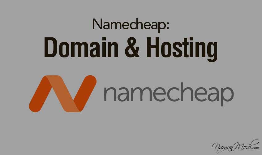 Namecheap: Domain & Hosting