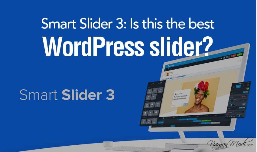 Smart Slider 3: Is this the best WordPress slider?