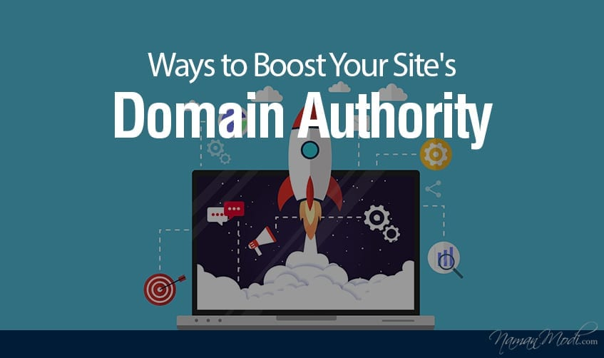 Ways to Boost Your Site's Domain Authority