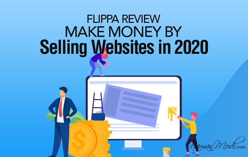 Flippa Review: Make Money By Selling Websites in 2020