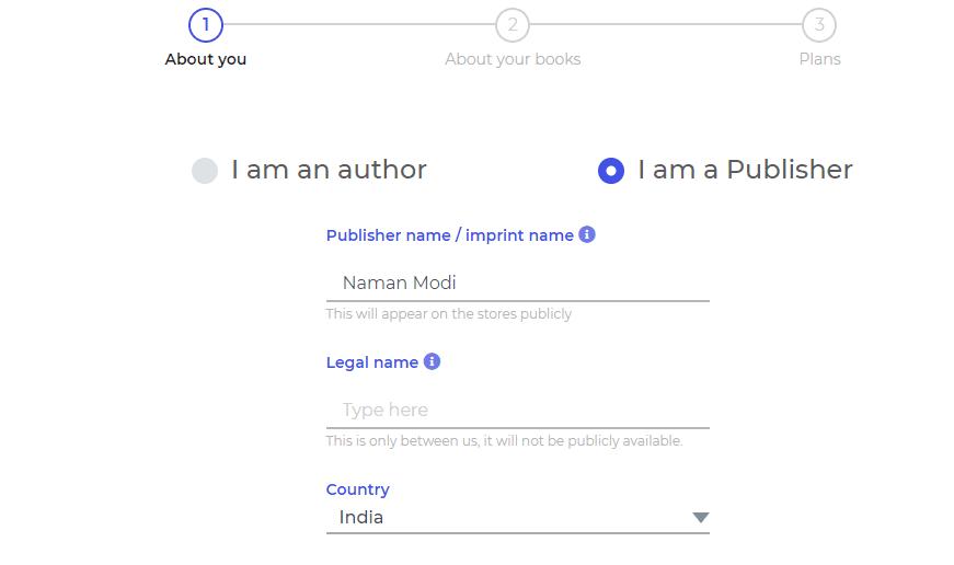 PublishDrive