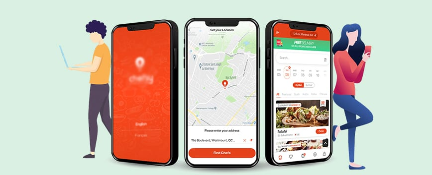 On-Demand Home-Cooked Food App_banner