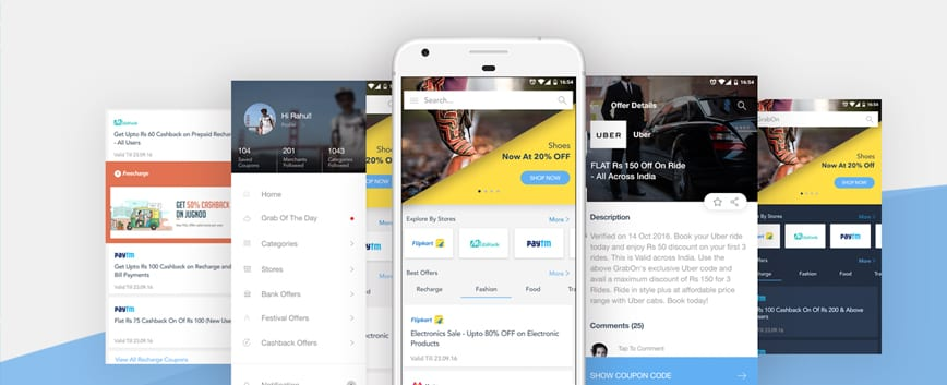 Shopping Assistant App_banner