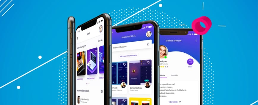 Virtual Assistant App_banner